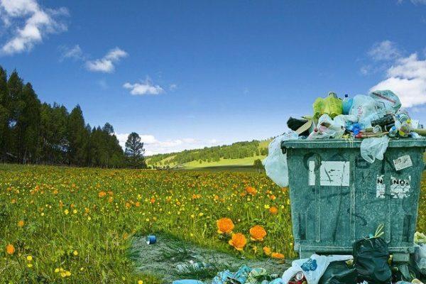 Изгаряне на отпадъци