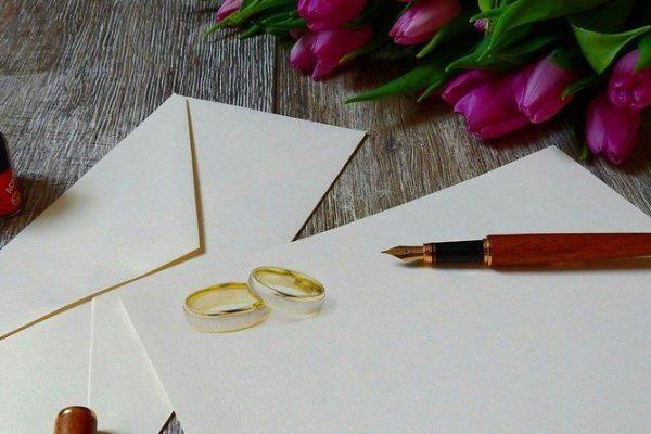 Кога да изпратите покани за сватба