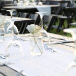 декорация на морска сватба