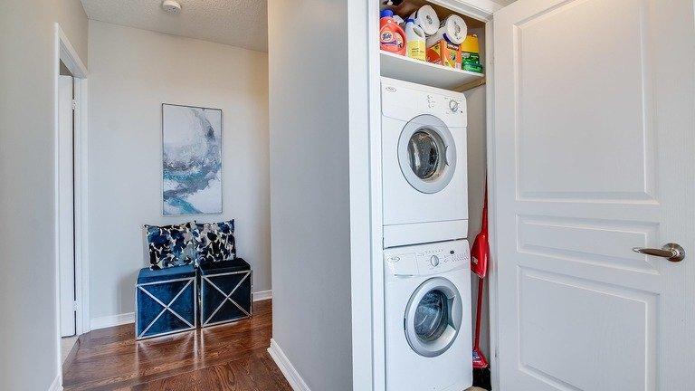 Как да организираме пералното помещение