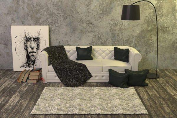 Недостатъците на акрилните килими